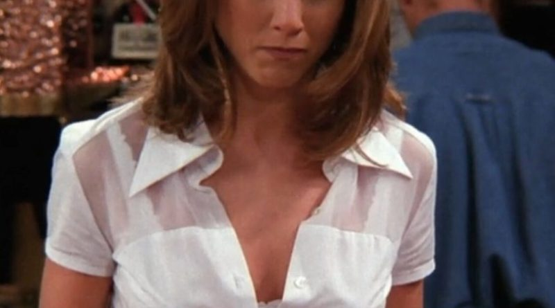 What Was The Deal With Jennifer Aniston's Nipples On Friends?